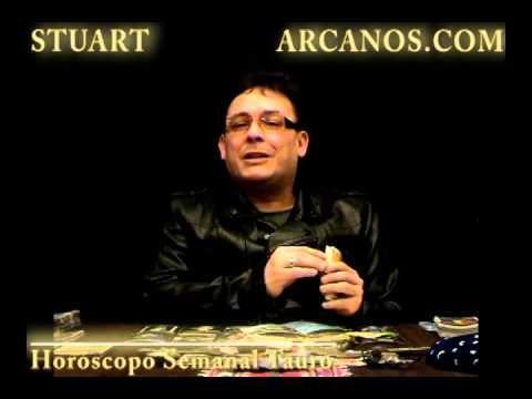 Horoscopo Tauro del 9 al 15 de septiembre 2012 - Lectura del Tarot