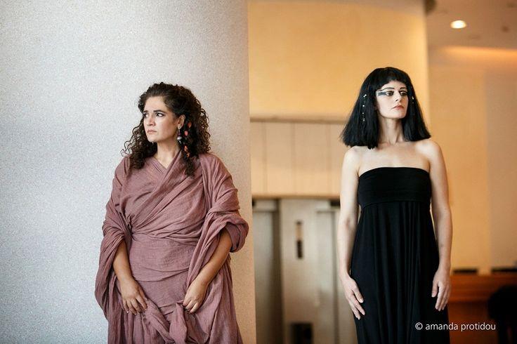 H Σοφία Μητροπούλου και η Άμνερις / Κασσάνδρα Δημοπούλου