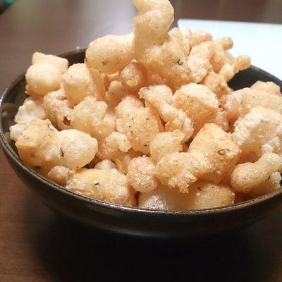 【雑穀アレンジレシピ】HBで簡単、雑穀餅&揚げ雑穀おかき