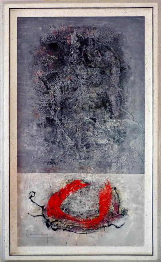 "Miguel Robledo Cimbrón: ""Desterrado"" (2008) - Subasta Real"