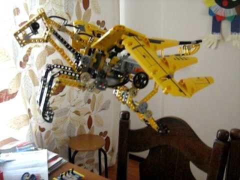 pegasus 2 of the Lego Technic 8043