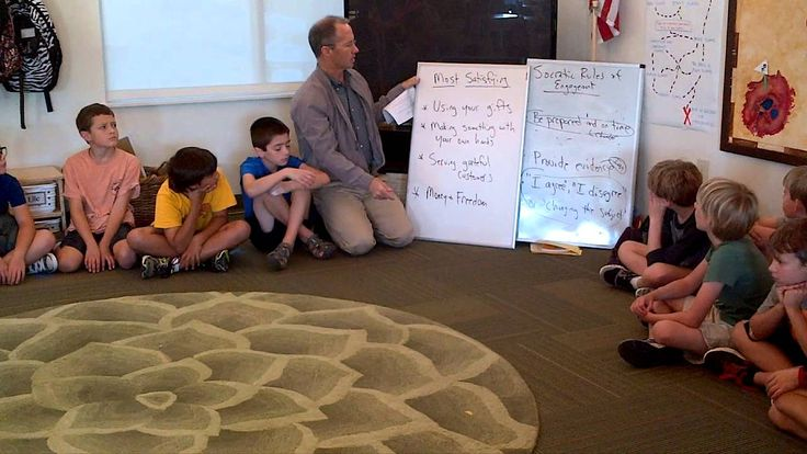 21st Century Learning : Elementary School Daily Launch Socratic skills