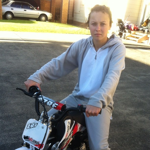 Caitlin Foord,  Sydney FC and member of the Matildas