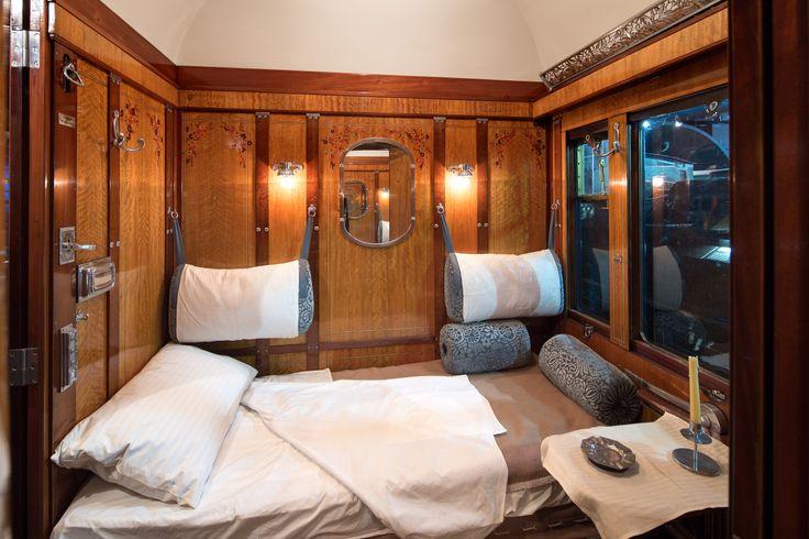 grand luxe pour les lits de la voiture lits lx 3532 cit du train mulhouse c recoura