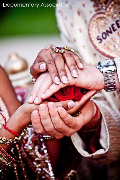 Indian Wedding - photo by @Documentary Associates