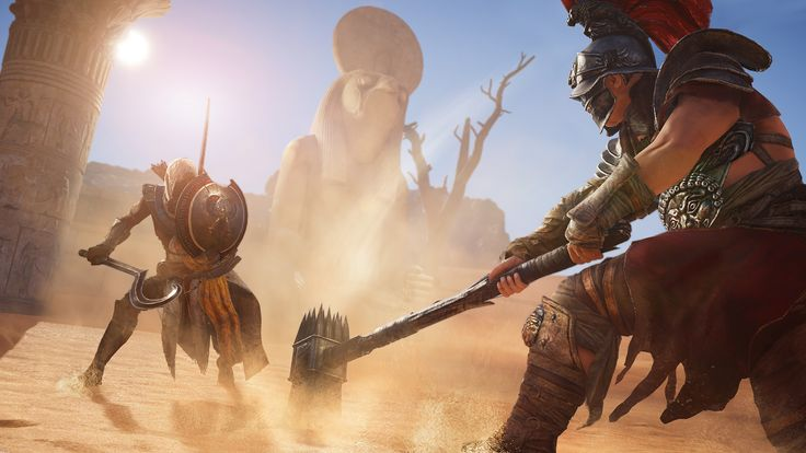 Assassins Creed Origins Concept Art