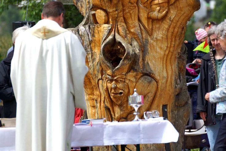 Baum der Erkenntnis, 29. Mai 2014, Christie Himmelfahrt