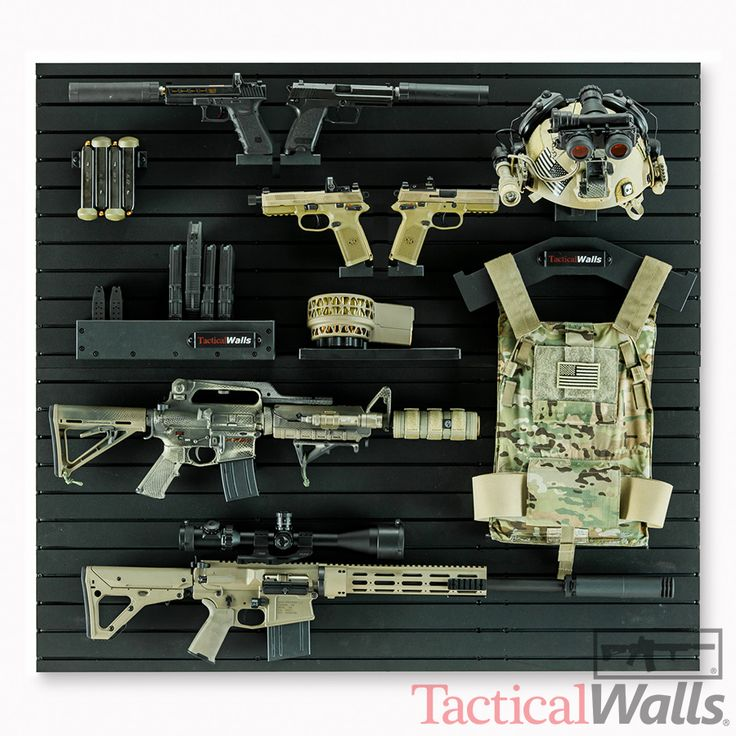 MOD Wall Operator Package by Tactical Walls