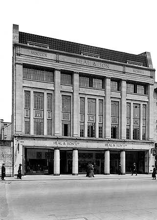 75 best images about heritage the heal 39 s building on pinterest photographs mars and for Furniture tottenham court road