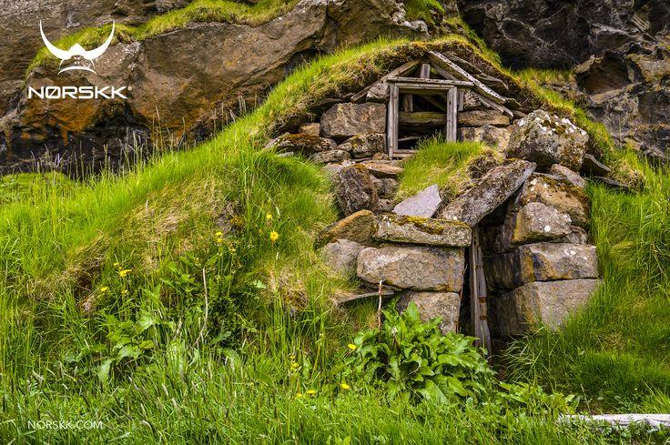 Torfhús, Ísland (Iceland)