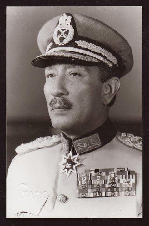 The late President Anwar Sadat (12/25/1918)-10/6/1981)