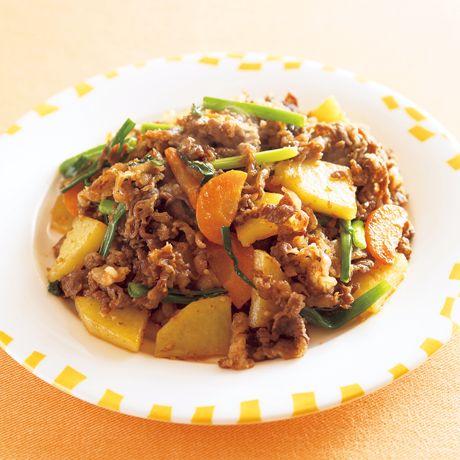 牛肉のプルコギ | 石原洋子さんの炒めものの料理レシピ | プロの簡単料理レシピはレタスクラブニュース