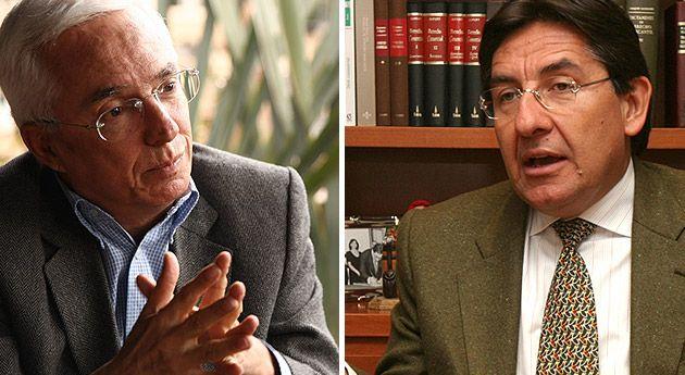 Pelea entre Robledo y Néstor Humberto Martínez, Nación - Semana.com