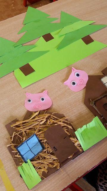 Lidka F: DIY domečky pro prasátka