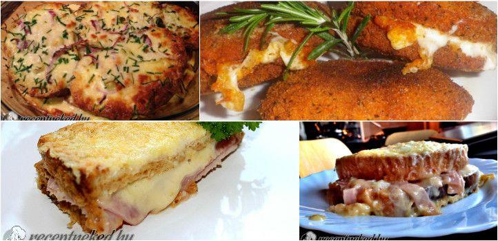 5 észveszejtő bundás kenyér recept reggelire! - Receptneked.hu - Kipróbált receptek képekkel