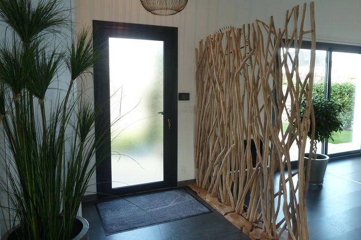 17 meilleures id es propos de t te de lit en bois flott sur pinterest linge de chambre. Black Bedroom Furniture Sets. Home Design Ideas