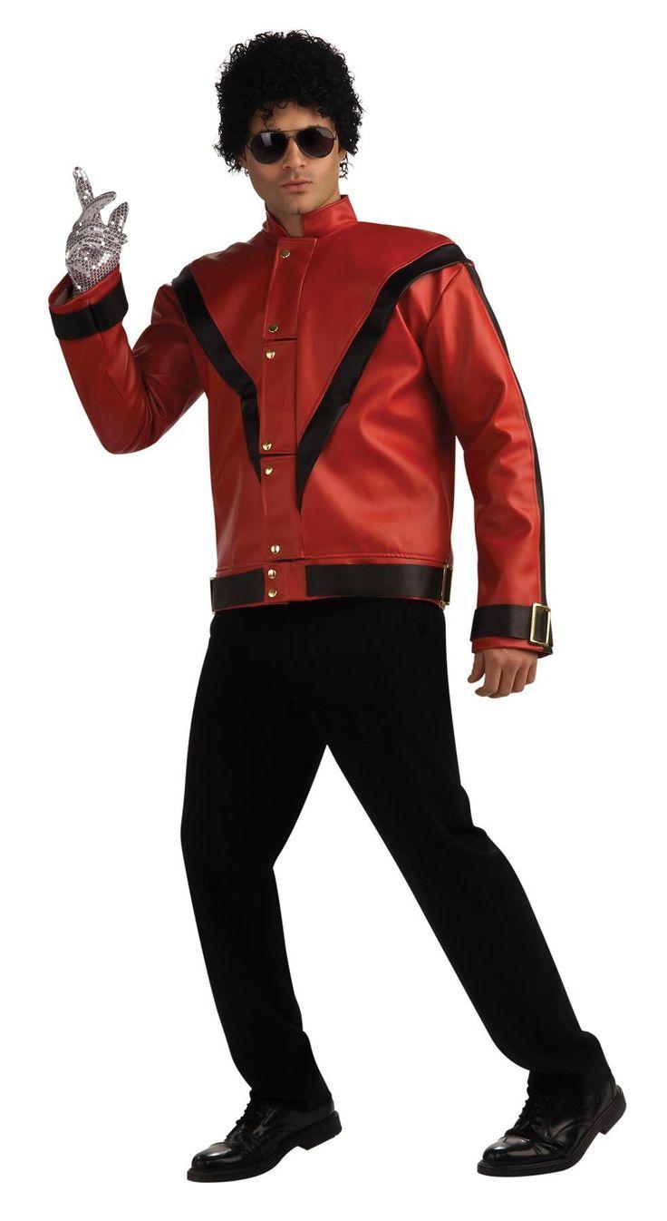 M Jackson Thriller Jckt Dlx Xl