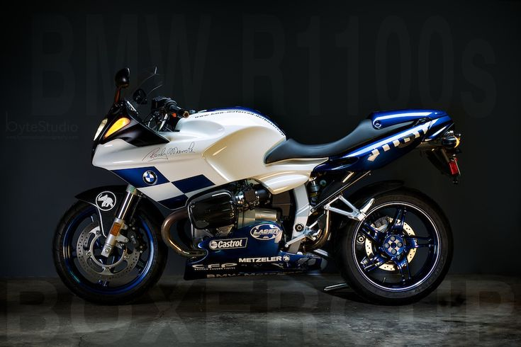 2004 BMW R1100s Boxer Cup Replica Motorcycle