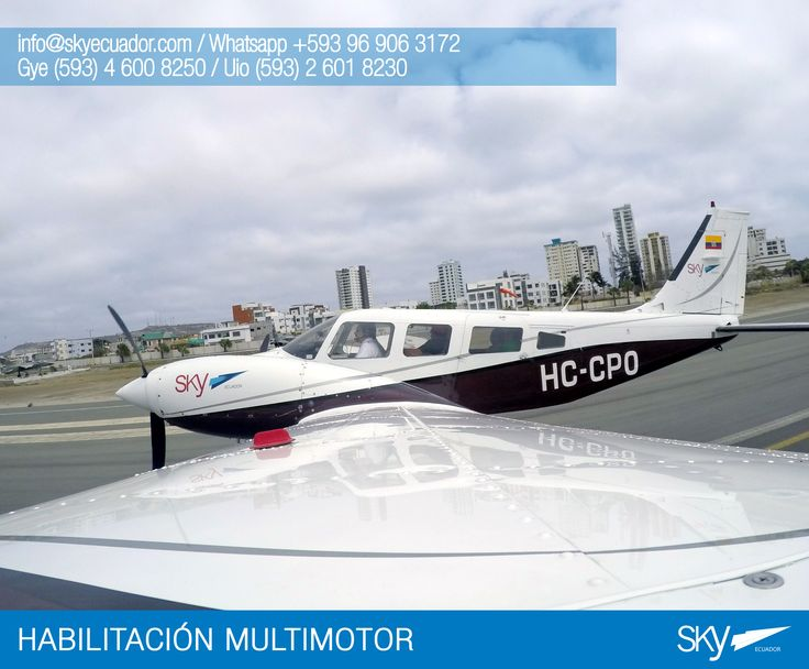 Aterrizando en #Salinas y nos preparamos para inaugurar nuestra nueva base!   Fórmate como Piloto Comercial en #Ecuador !  Siguiente curso: #Quito - FEBRERO / MATRICULAS ABIERTAS  #Guayaquil - FEBRERO / MATRICULAS ABIERTAS   Para mayor información escríbenos a: info@skyecuador.com o mensajes WhatsApp 096 906 3172  Teléfonos:  02 601-8230 #Quito  04 600 8250 #Guayaquil http://goo.gl/H7U4mN