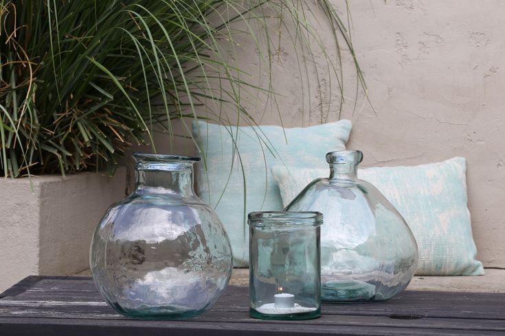 25 beste idee n over vaas decoraties op pinterest gekleurde vazen bruiloft vaas tafelstukken - Ideeen deco blijven ...