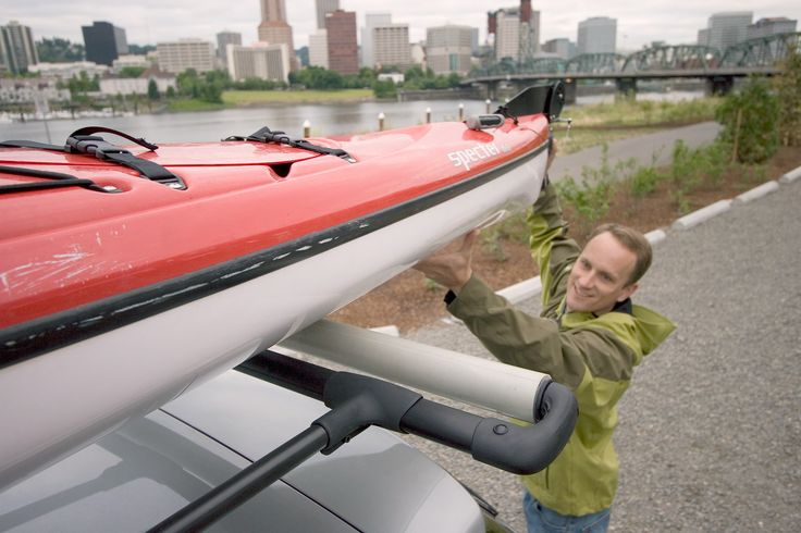 1000 Ideas About Kayak Car Rack On Pinterest Kayaking