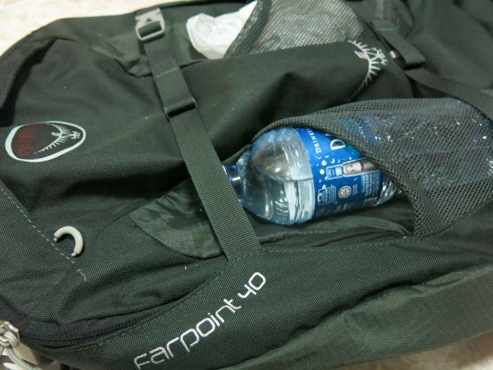 Pakketips for Osprey Fairpoint 40