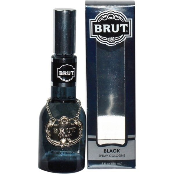 Faberge Co. Brut Black Men's 3-ounce Eau de Cologne Spray