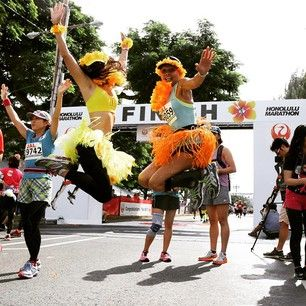 Honolulu Marathon | 25 Destination Marathons That Are Totally Worth Training For