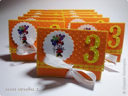 Скрапбукинг День рождения Ассамбляж Приглашение на День Рождения Бумага фото 1