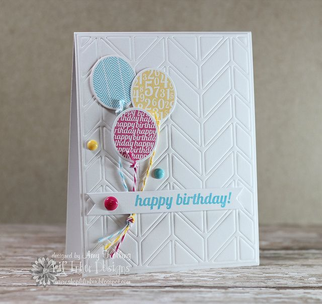 #papercraft #cards 3rd Birthday Celebration! by kolling143, via Flickr