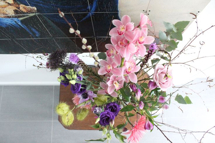 Bloomon workshop Flowers Ixxi design Interior Zjojes