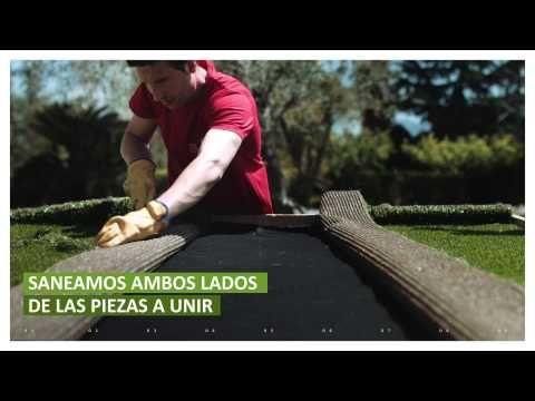 Las 25 mejores ideas sobre c sped artificial en pinterest asientos de jard n dise o de - Youtube leroy merlin jardin strasbourg ...