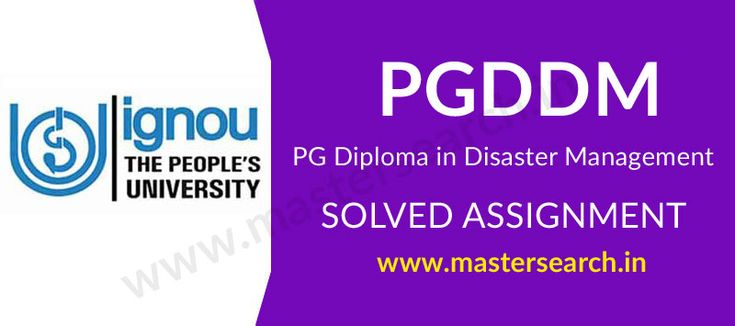 Buy ignou assignments