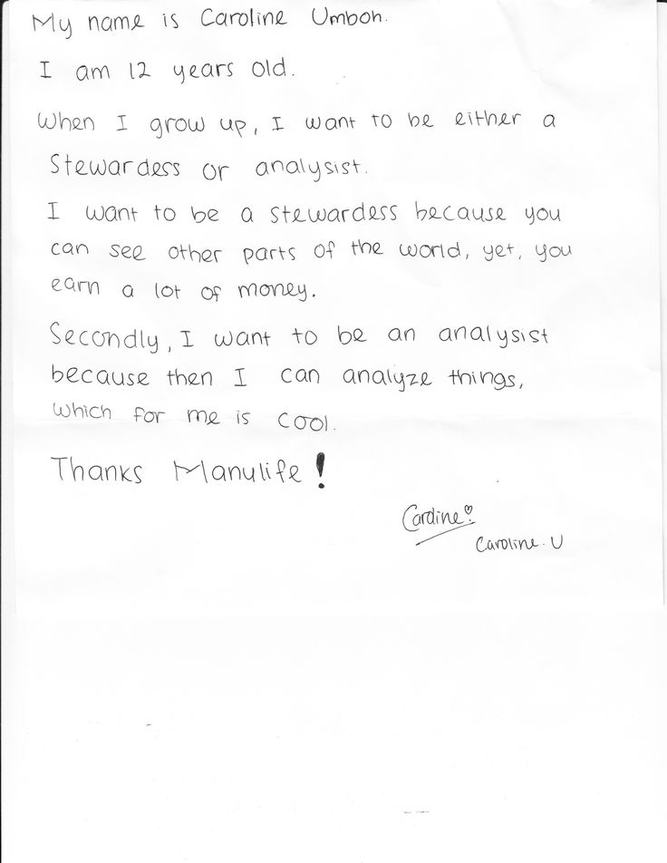 #FutureFactory: Hand Writing by Caroline Umboh