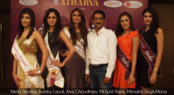 Auditions for Indian Princess 2013 kick started in Delhi