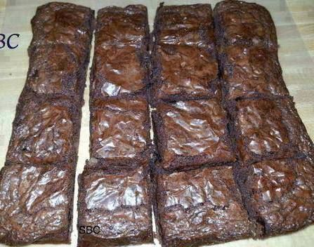 This is the ONLY brownie recipe you will EVER need!!!! INGREDIENTS: 1 cup butter 1/2 cup cocoa 2 cup flour ( use self rising flour) 2 c...