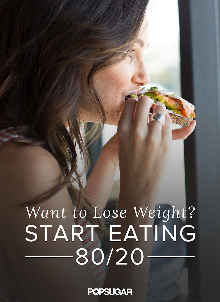 This Rule Could Be the Key to Losing Weight