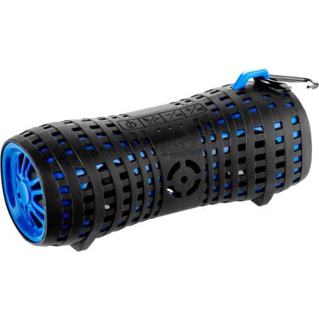 Boss Audio MRBT200 Waterproof Bluetooth Portable Speaker - Blue, Multicolor