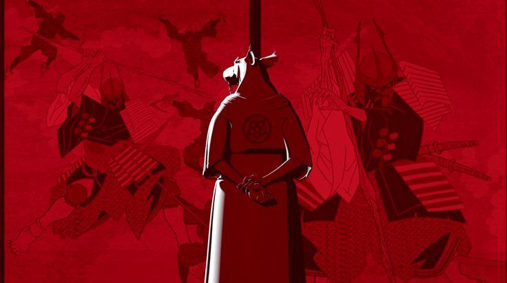 Master Splinter in the new intro