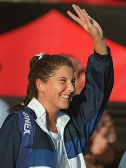 Monica Seles  http://keepingscore.blogs.time.com
