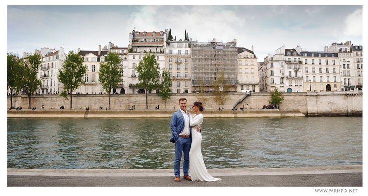 Свадебный фотограф в Париже. - Sunday