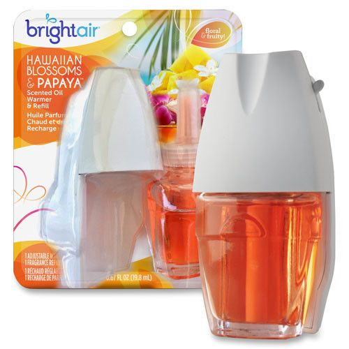 Bright Air Electric Scented Oil Air Freshener Warmer & Refill