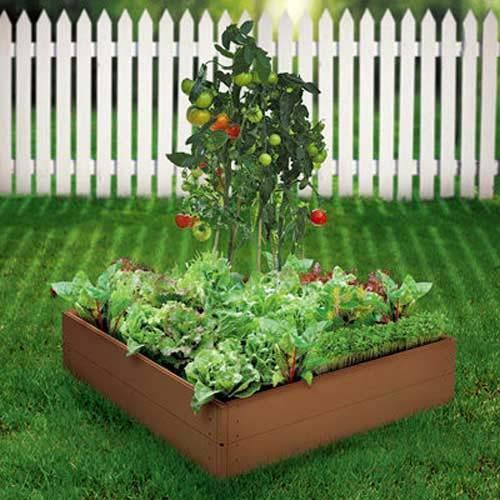 Another nice raised garden.