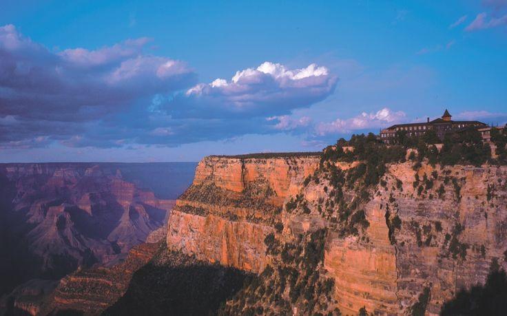 El Tovar, Grand Canyon, AZ - Great National Park Lodges   Travel + Leisure