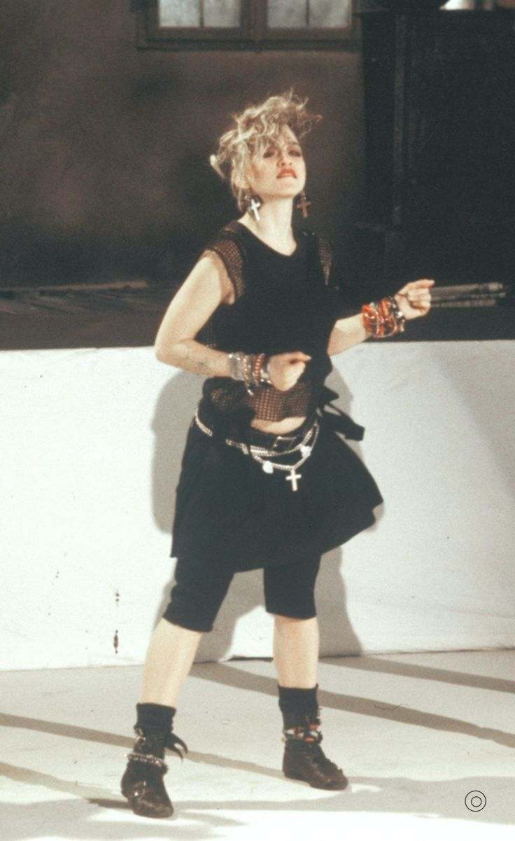 Pud Whackers Madonna Scrapbook Tumblr — Madonna 1984