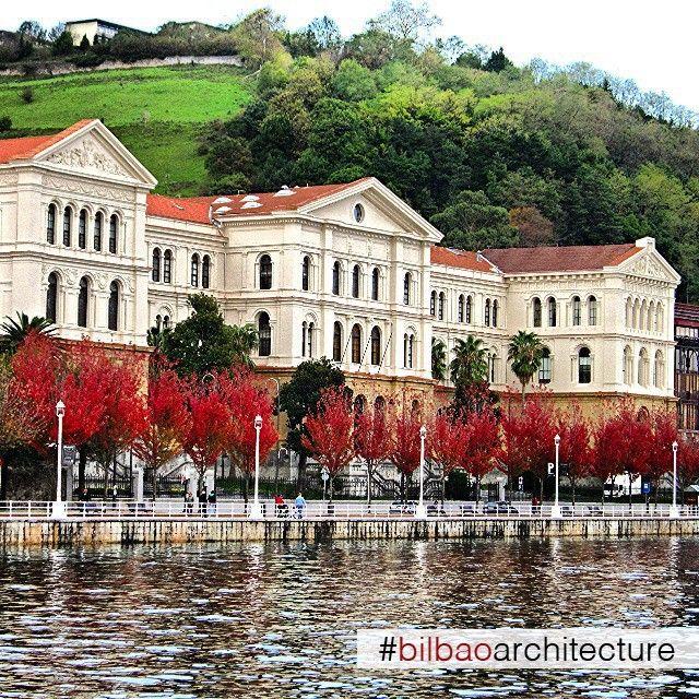 Campus de Bilbao. Imagen de Bilbao Architecture @Paloma Monasterio Architecture