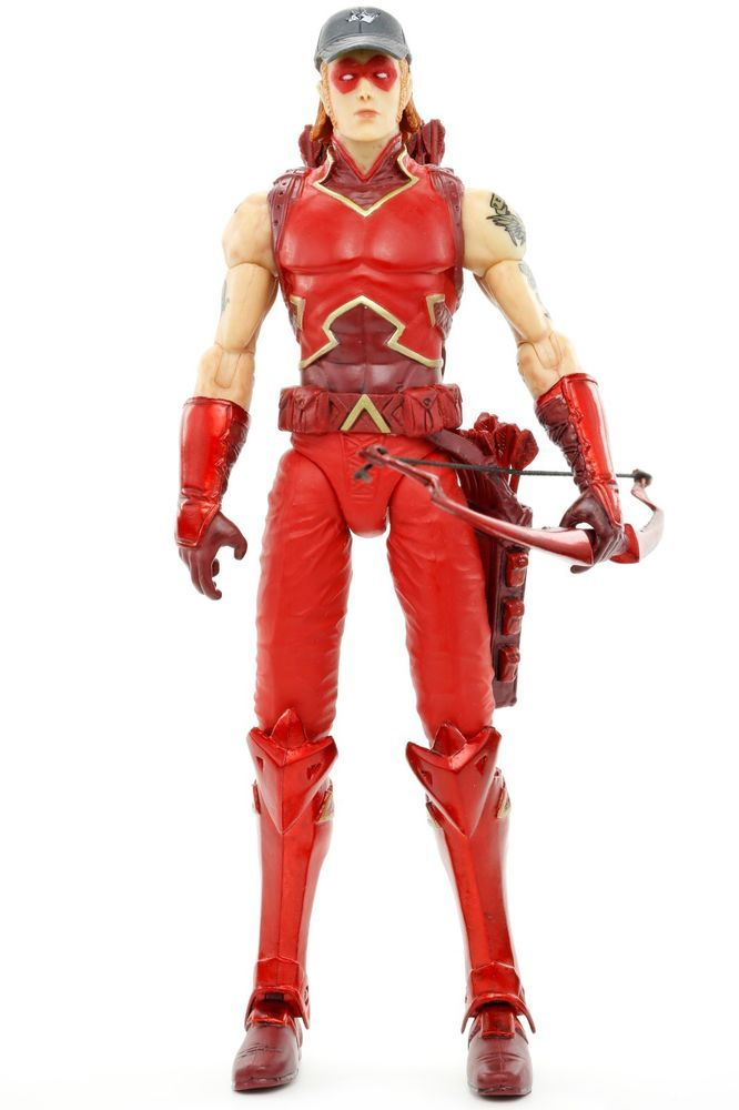 "DC Collectibles The New 52 Red Hood and the Outlaws ARSENAL 6.75"" Action Figure #DCCollectibles"