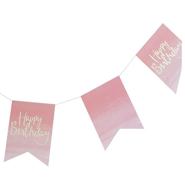 BuyGinger Ray Pick and Mix Ombre Banner Online at johnlewis.com