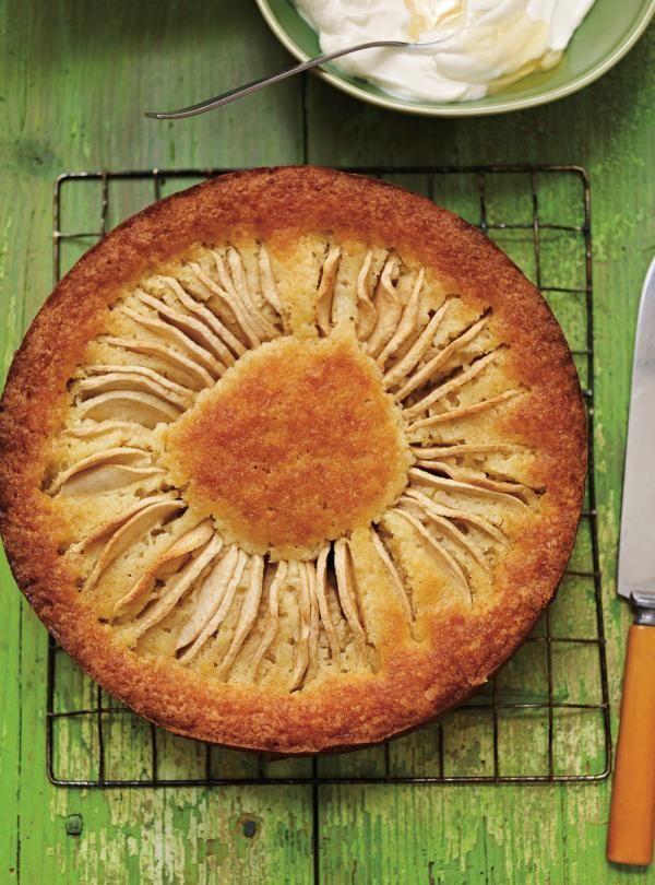 Recette de Ricardo de Gâteau kuchen aux pommes