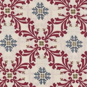 Tuscany Tiles in Red